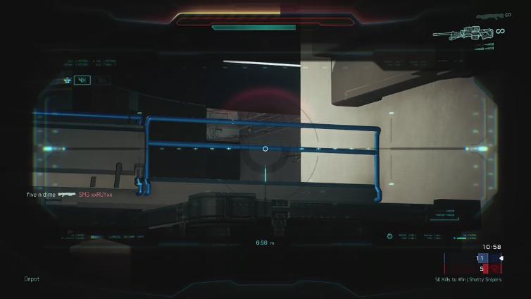 IndigoFL0W playing Halo 5: Guardians