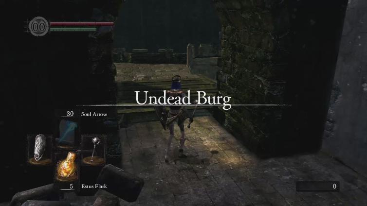 FruitofPassion playing Dark Souls