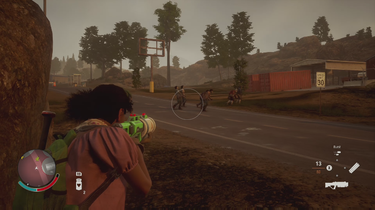 Malacath playing State of Decay 2